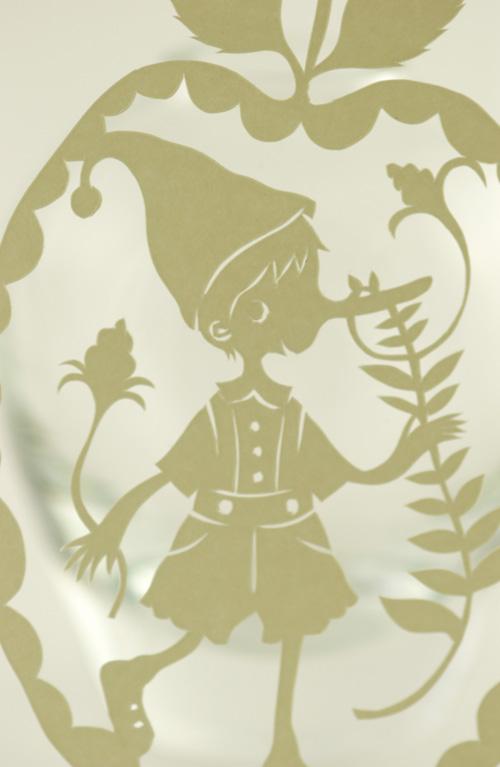 Pinochio detail