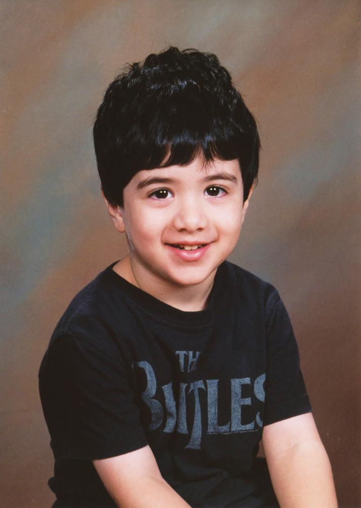 Diego's portrait copy