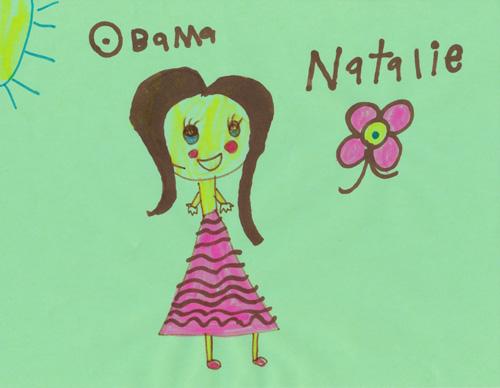 Obama natalie copy