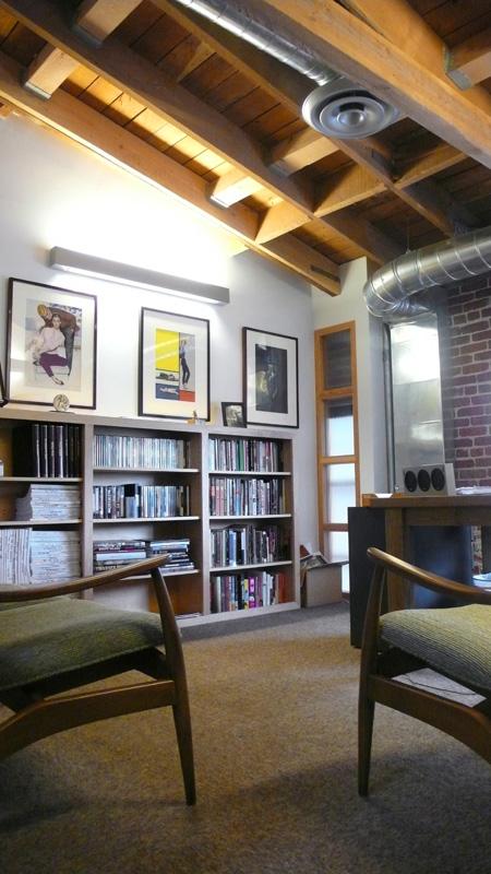 ABill's office