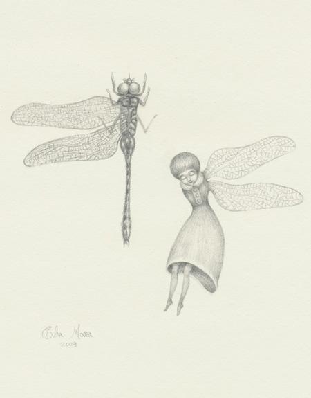 Libelula (small detail)