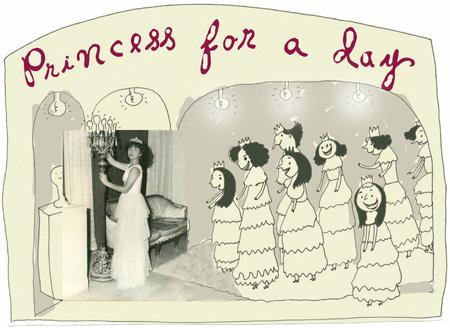 Princess for a day copy