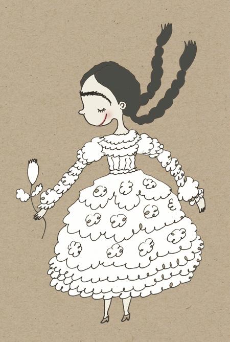 Cake dress copy