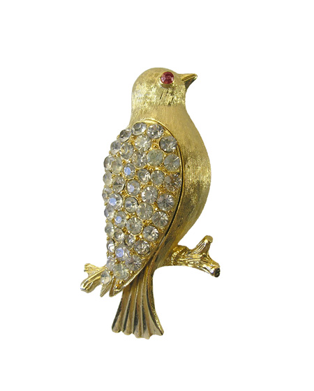 Golden Bird small