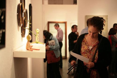 My Art Show Opening.