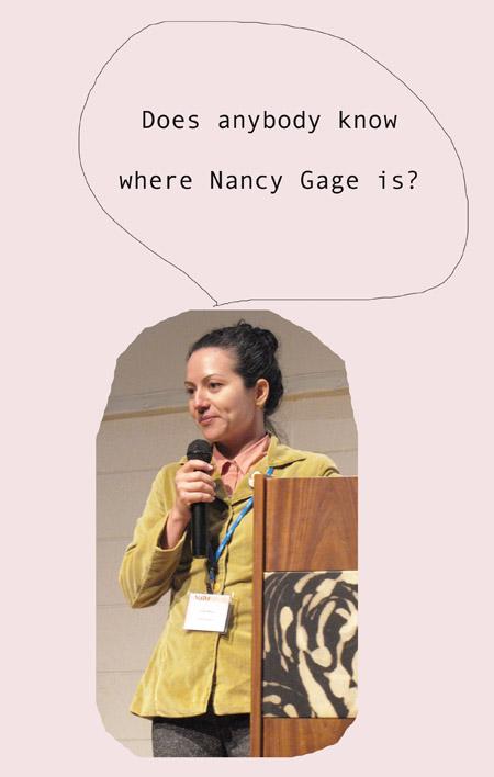 Nancy Gage