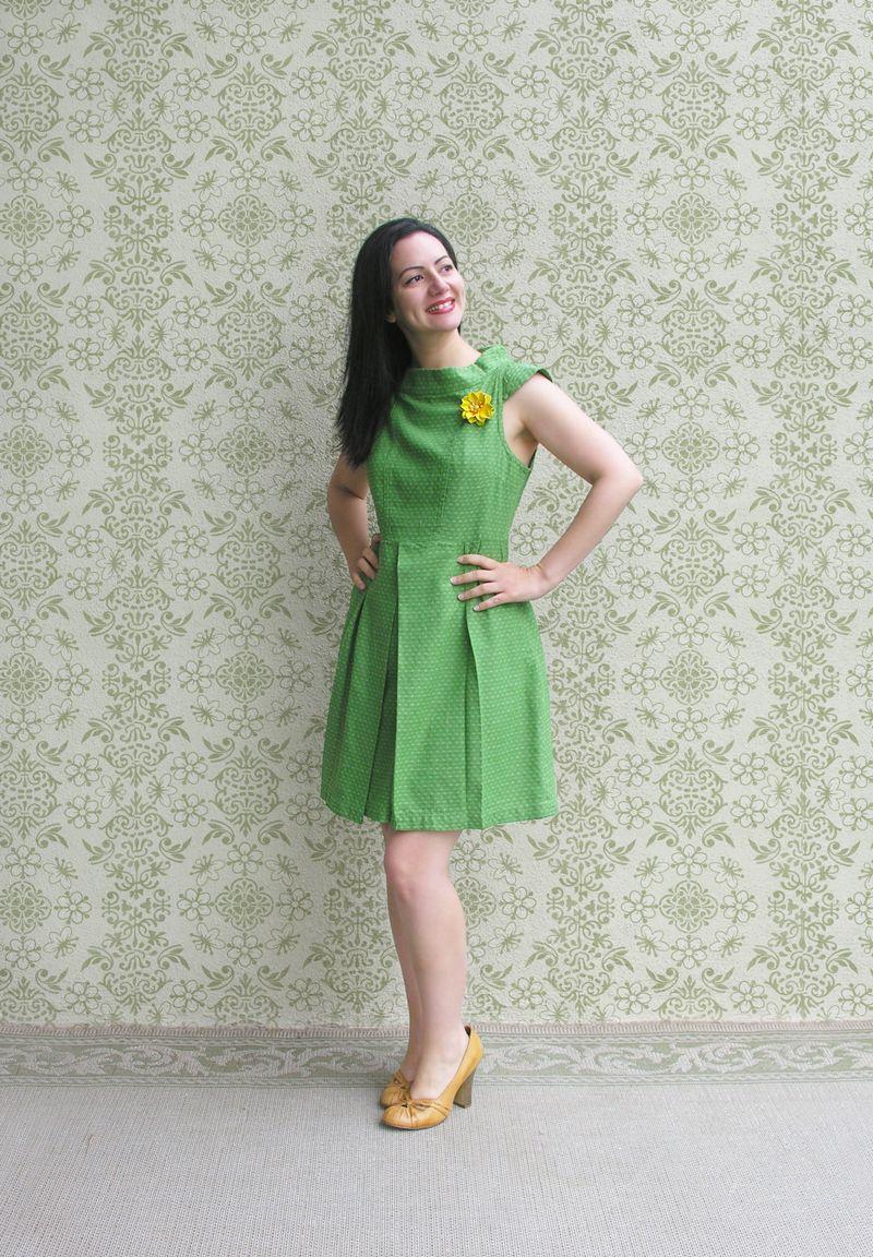 Green con fondo