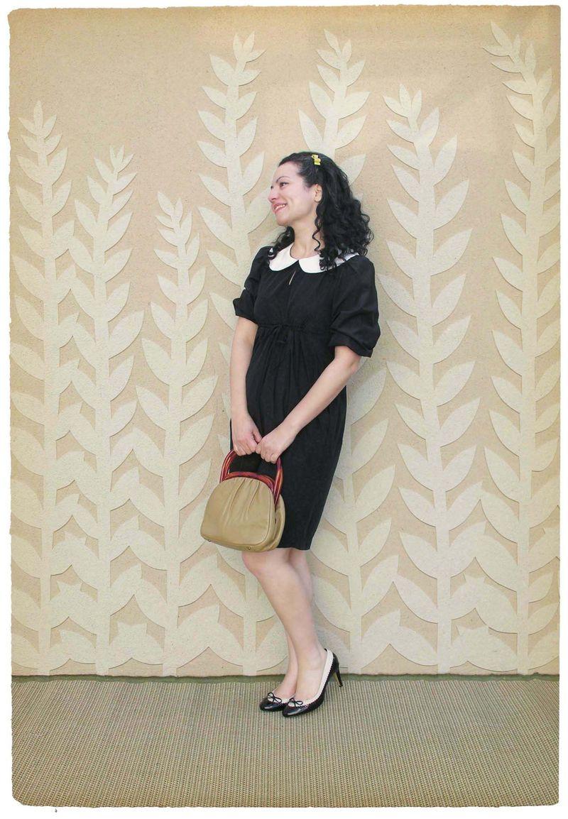 Black dress fondo 1500
