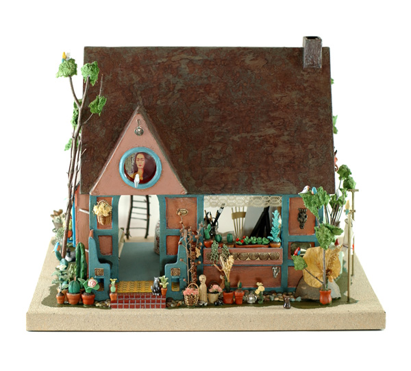 Elsa Mora My Frida Kahlo Dollhouse