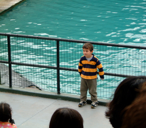 Alex junior en seacuarium 2