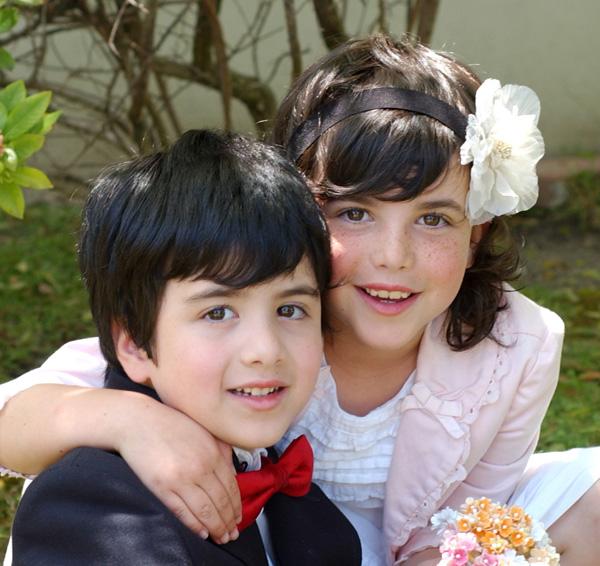 Natalie & diego