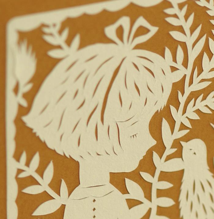 Detail girl