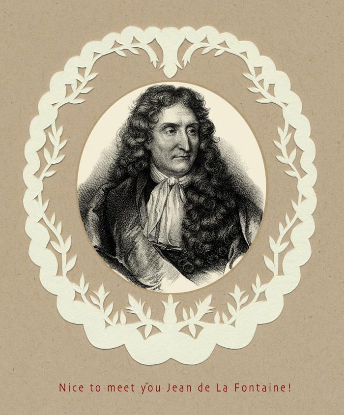 Jean de la Fontaine small