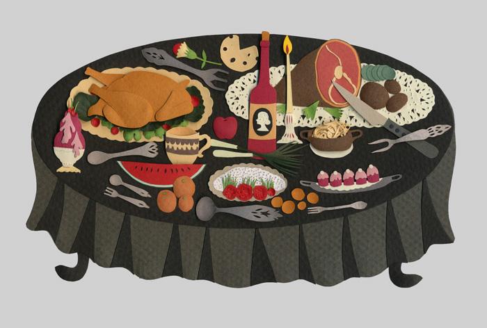 Banquet small