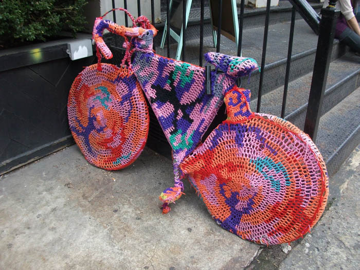 Knotted Bike