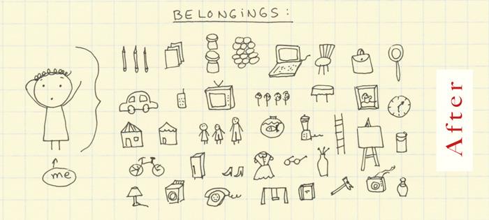 Belongings 2 small