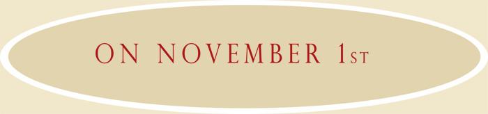 Nov 1