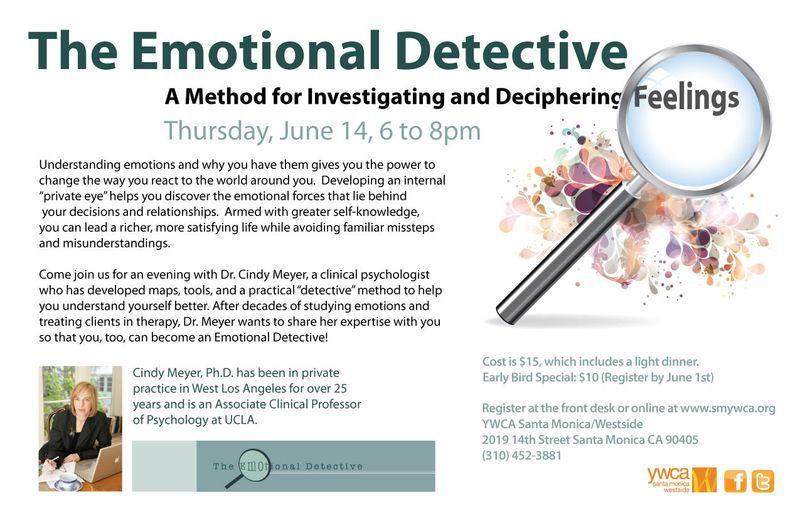 Emotional detective