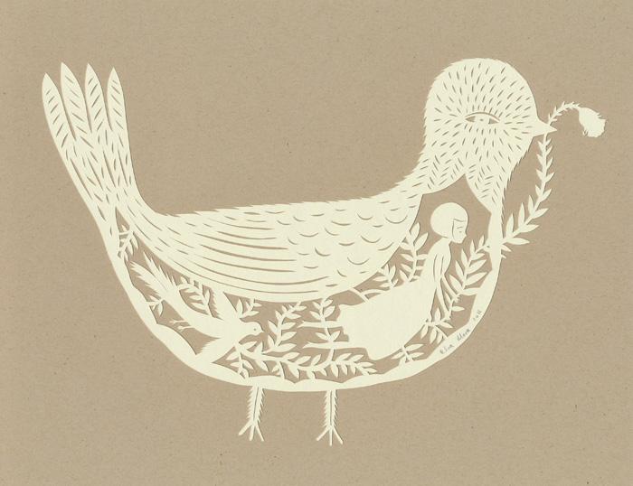 smallMother Bird