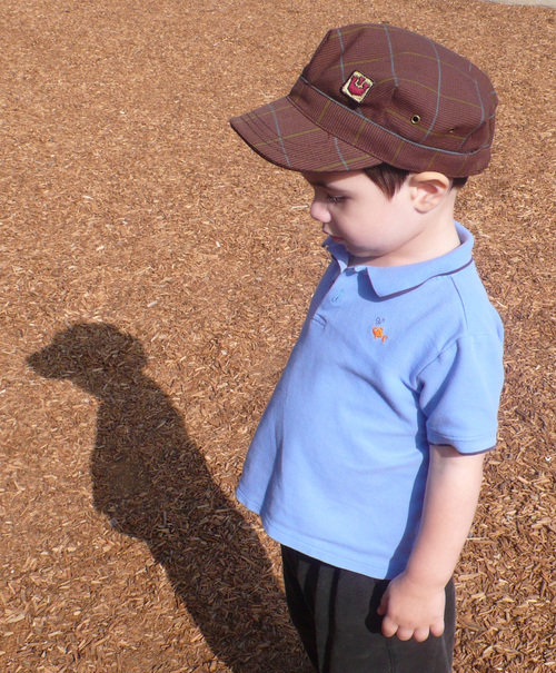 Diego_and_his_shadow