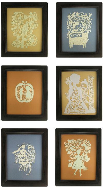 Papercuts_framed
