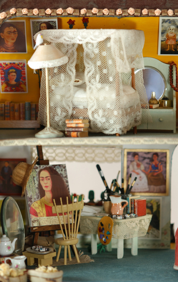 My Frida Khalo Dollhouse