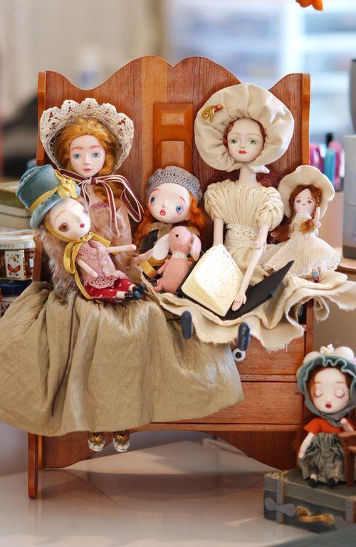 18 cópia bonecas