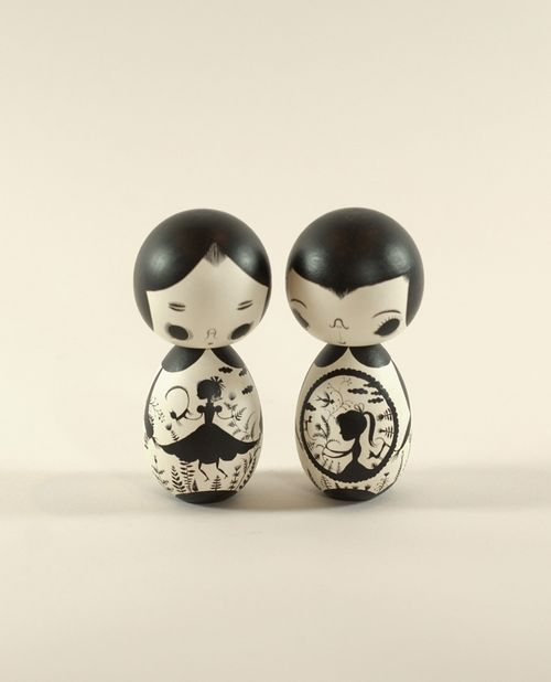 Kokeshi dolls (2010)