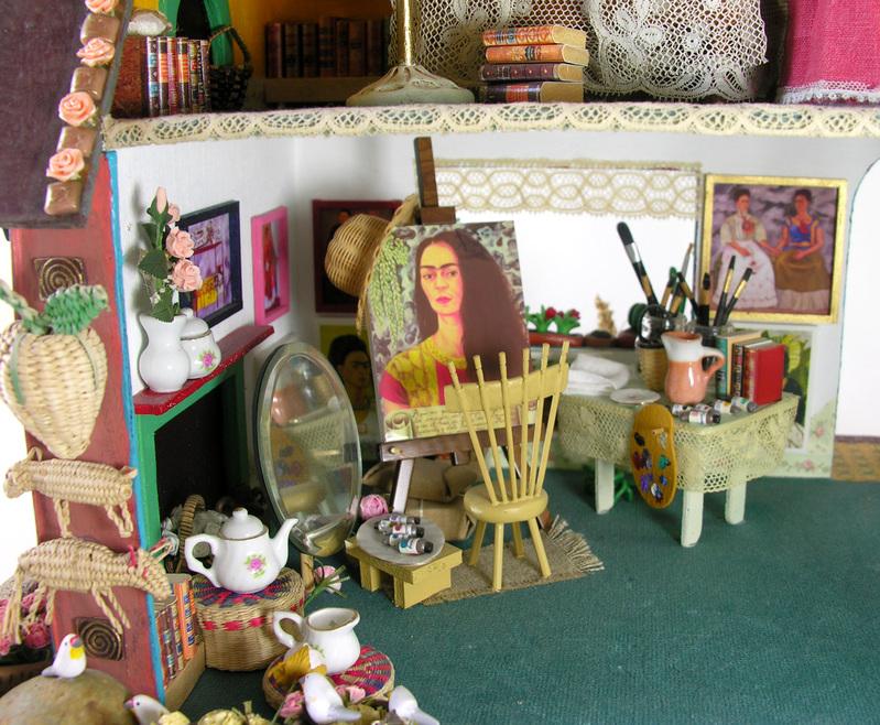 elsa mora frida kahlo s studio