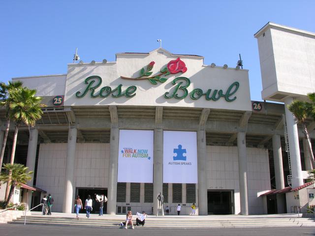 Rose Bowl.